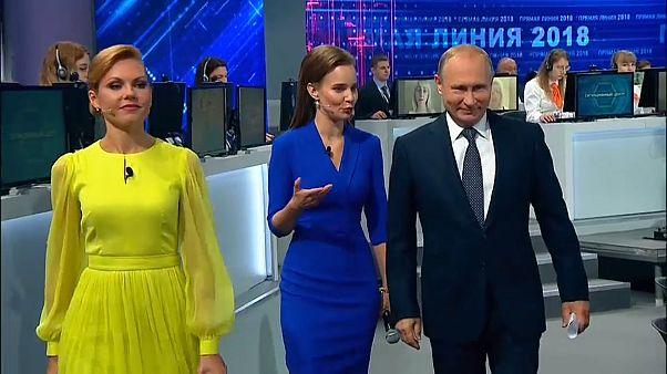 """Poutine sur les taxes américaines : """"J'avais prévenu les Européens"""""""