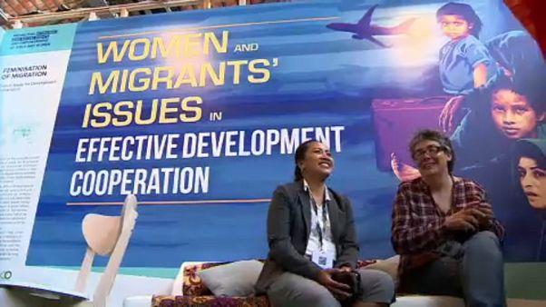 Феминизация миграционного кризиса