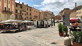 Macerata: La ciudad de izquierdas que vota a la Liga
