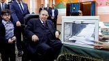 الرئيس الجزائري عبد العزيز بوتفليقة - صورة من أرشيف رويترز.