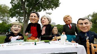 Trump seul contre tous au sommet du G7