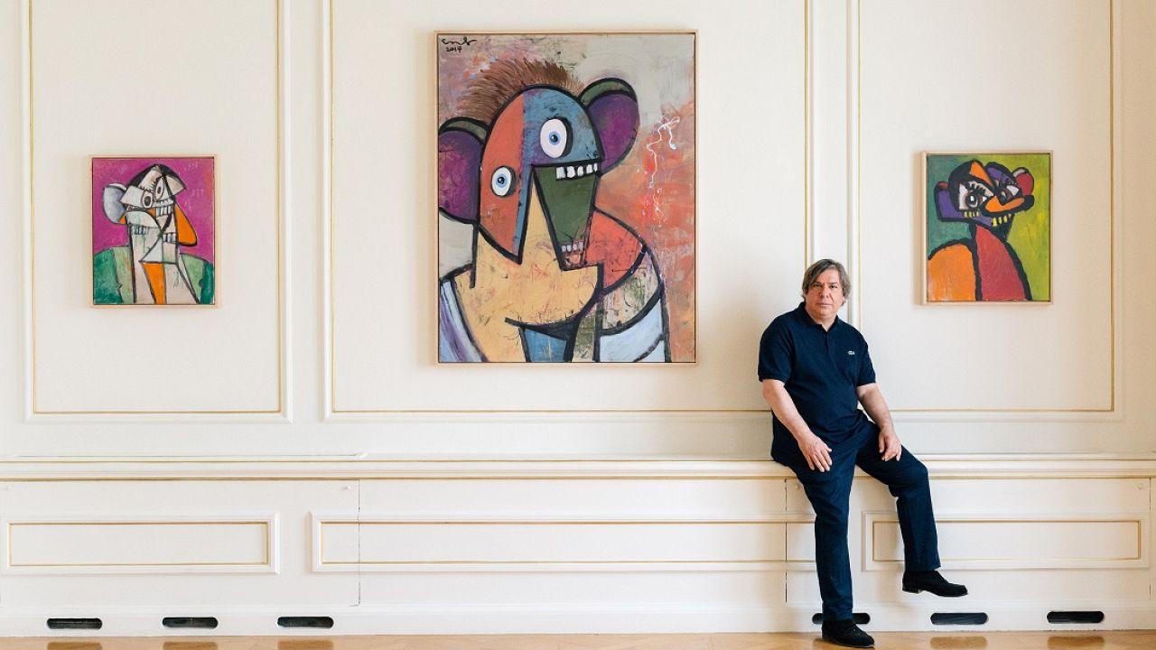 Μουσείο Κυκλαδικής Τέχνης: Ο Τζορτζ Κόντο και ο κόσμος του