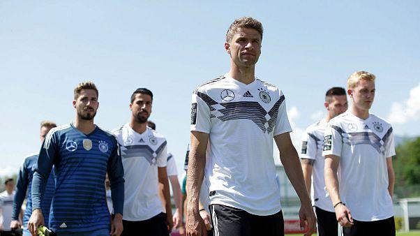 آلمان و رقیبانش در جام جهانی؛ آیا جرمنها می توانند تاریخ را دوباره بنویسند؟