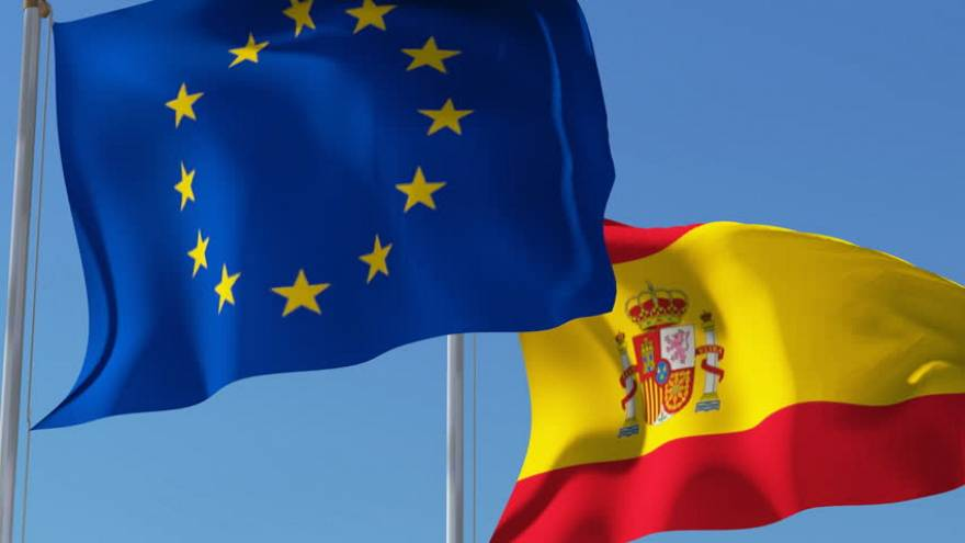 Strong pro-EU credentials of new Spanish government