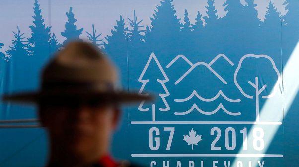 G7: a vámháború is téma lesz