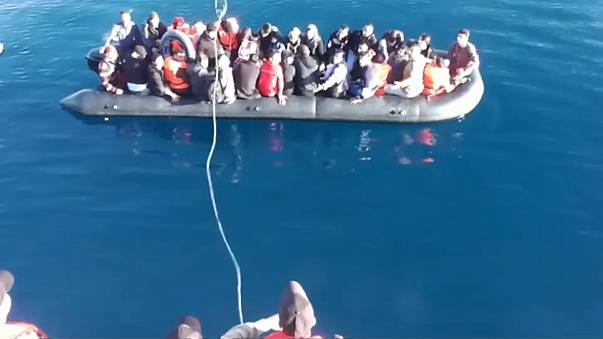 Turkey had a deal with Greece to readmit migrants