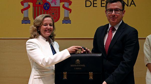 Neue spanische Regierung trumpft mit EU-Insidern auf