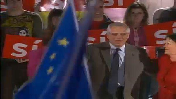 Governo spagnolo: la sfida europeista