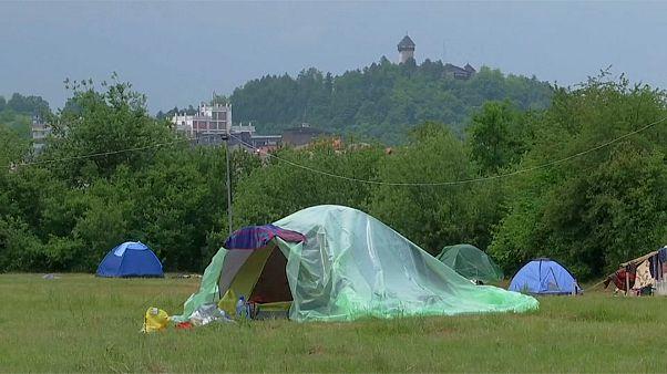 Migrants : la Bosnie a besoin d'aide