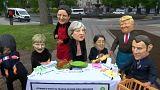 Oxfam-Aktion: G7-Staaten müssen mehr für Frauen tun