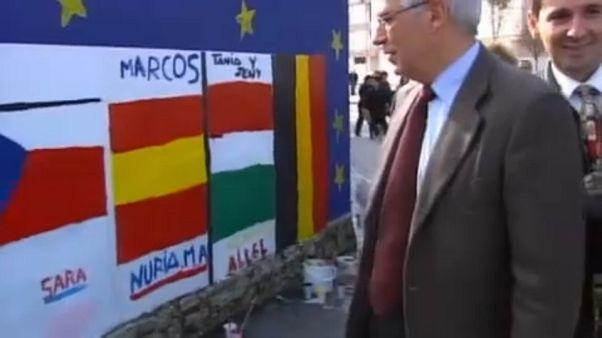 В Испании проевропейское правительство