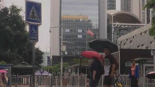 US consular staff in Chinese city evacuated amid sonc attack scare