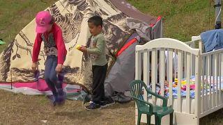 UE promete ajuda à Bósnia para lidar com vaga de migrantes