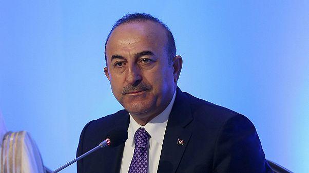 وزير الخارجية التركي مولود تشاووش أوغلو - المصدر: رويترز