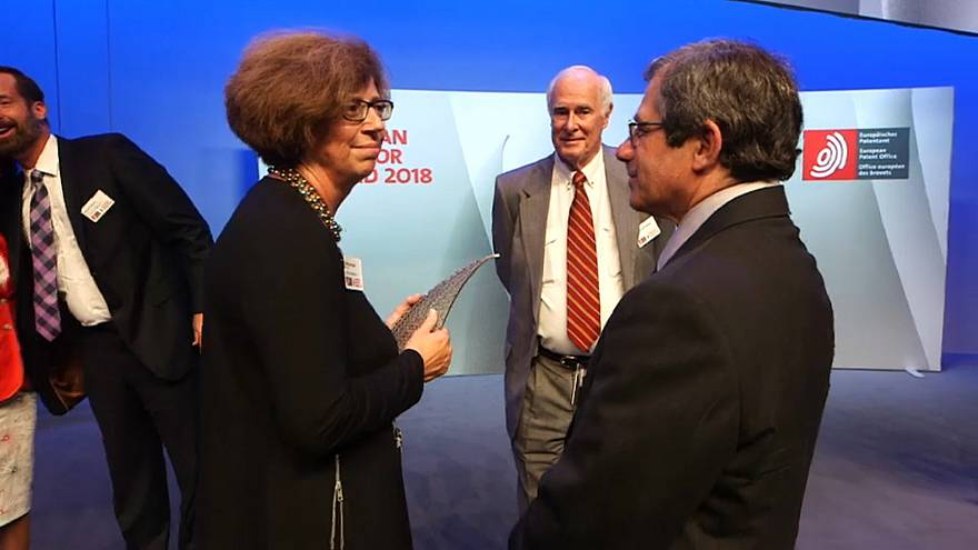 Europäischer Erfinderpreis 2018
