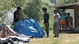 Путь мигрантов через Балканы