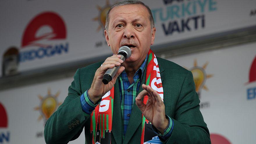 """Cumhurbaşkanı Erdoğan'dan """"Millet kıraathaneleri"""" projesi"""