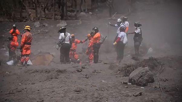 Guatemala: veszélyben a mentőalakulatok