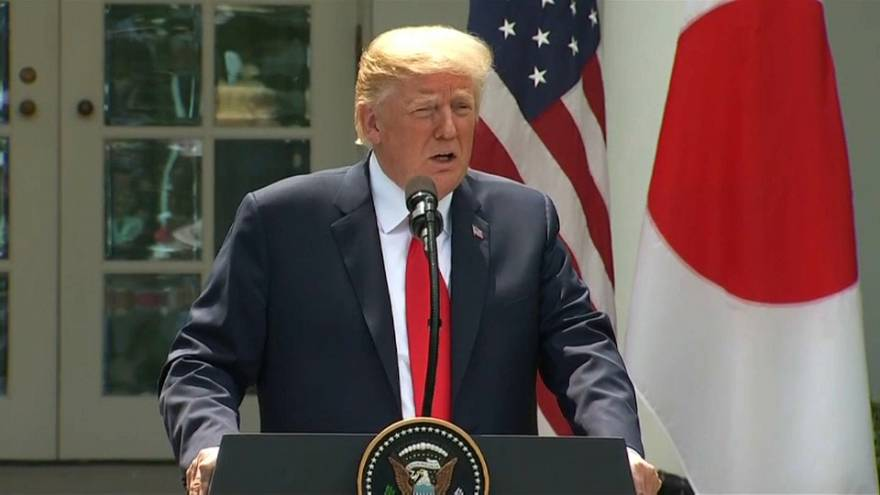 """Trump invitará a Kim Jong-un a Washington si su cumbre bilateral """"va bien"""""""