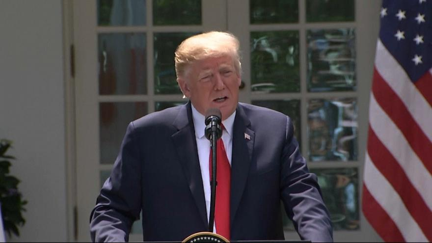 "President Trump ""may invite Kim Jong-un to White House"""