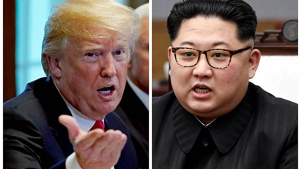 Am 12. Juni treffen sich Trump und Kim in Singapur.