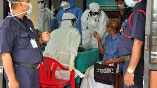 Vírus Nipah faz 17 mortos na Índia em menos de 3 semanas