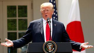Трамп пригласит Кима в Вашингтон