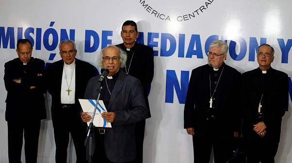 Nicaragua: los obispos presentan un plan de democratización a Ortega