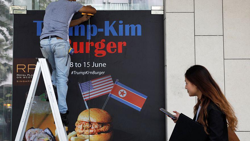 Kim-imitátort vettek őrizetbe Szingapúrban