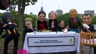 G7: rázós csúcs Québecben