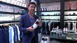 Daniel Essa, réfugié syrien et créateur de sneakers de luxe