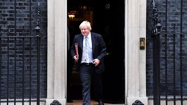 """Brexit, il ministro Boris Johnson: """"rischiamo il tracollo"""""""