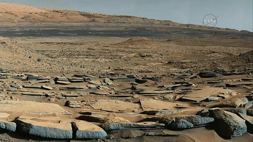 На Марсе найдены следы жизни