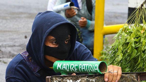 Νικαράγουα: Συνεχίζονται οι αντικυβερνητικές διαδηλώσεις