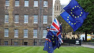 Der Brexit beeinflusst das Wirtschaftswachstum in Großbritannien.