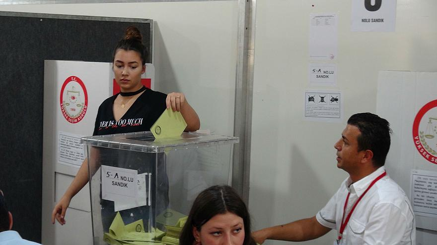 En genç adayların partilere göre dağılımı