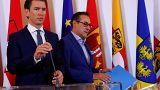 Kurz: 'El extremismo no tiene cabida en Austria'