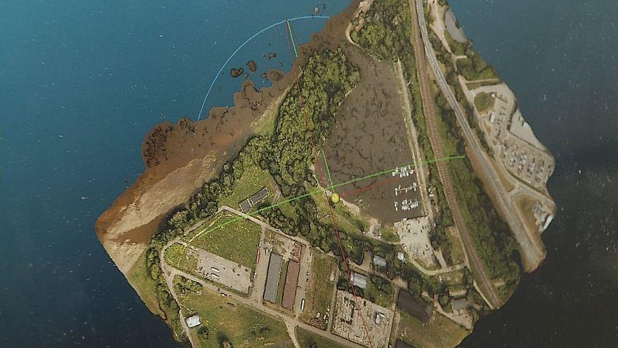 'Driver+' droni e nuovi software per gestire le catastrofi naturali