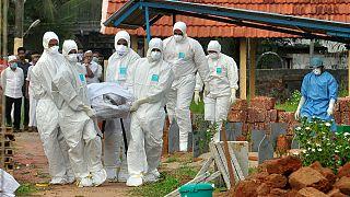 Hindistan'da Nipah virüsü salgını: 17 ölü