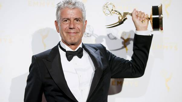 Celebrated chef and TV host Anthony Bourdain found dead in France
