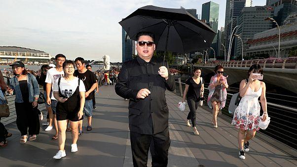بدل رهبر کره شمالی در سنگاپور دستگیر شد