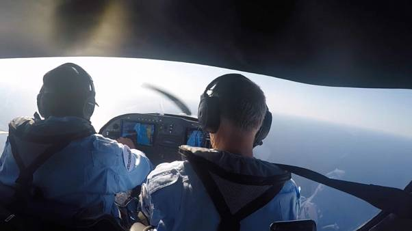 """""""Pilotes volontaires"""", sopra il mare per salvare i migranti"""