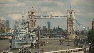 Lassú pályán a brit gazdaság