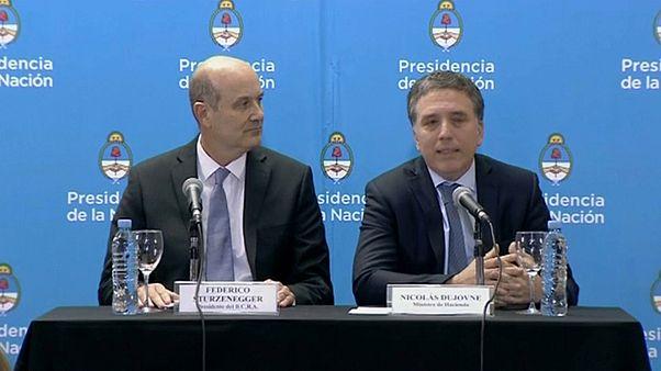 IWF gewährt Argentinien Kredit über 50 Milliarden Dollar
