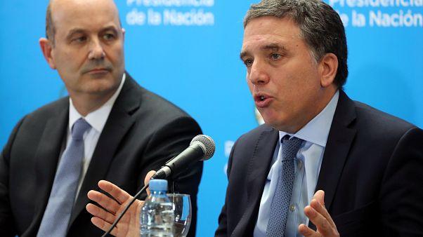 Аргентина договорилась с МВФ