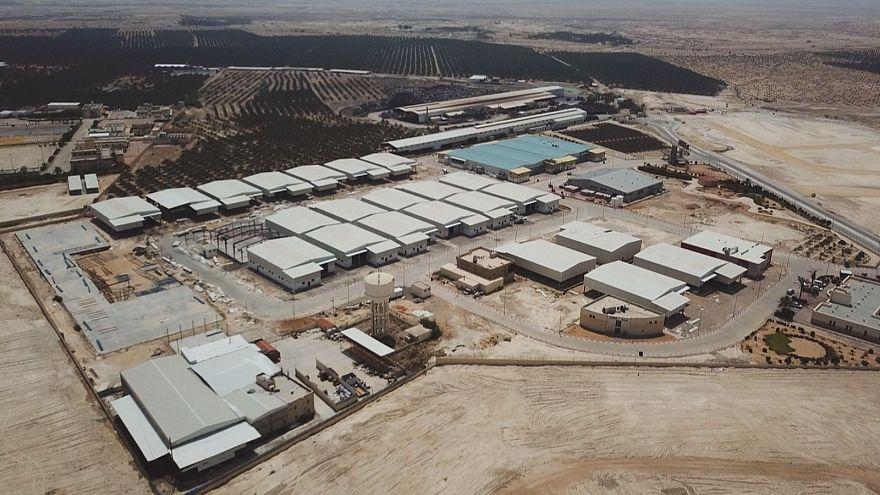 Japão apoia empresários palestinianos