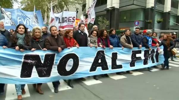 El FMI prestará a Argentina 50.000 millones de dólares