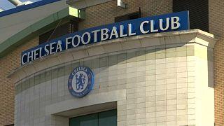 Chelsea Football Club in London