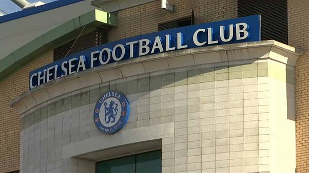 Chelsea Football Club in London