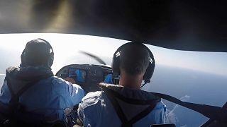 2 Piloten werden zu Flüchtlingsrettern